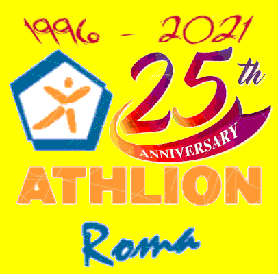 25 ANNI DI ATHLION ROMA