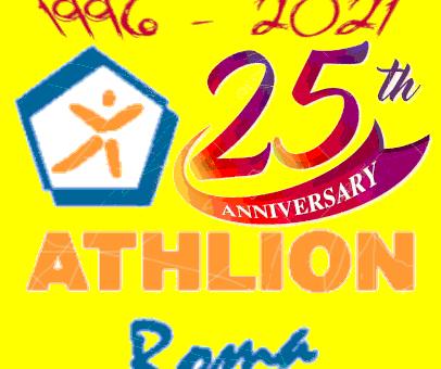 25 ANNI DI ATHLION ROMA - LA LETTERA DI SERGIO OSTILI